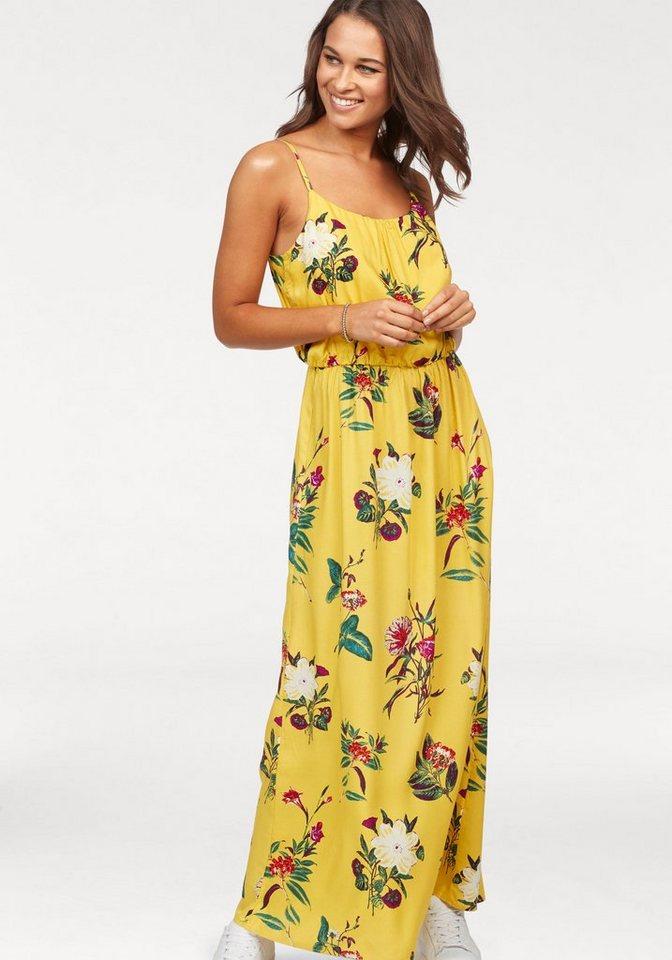 ONLY maxi-jurk NOVA geel