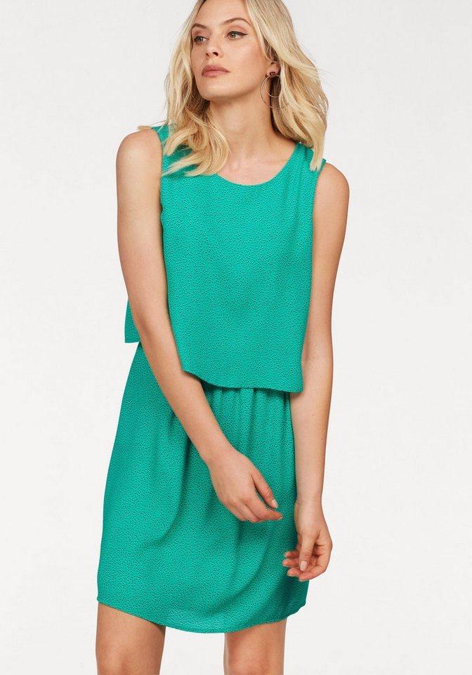 ONLY zomerjurk PIPPA groen
