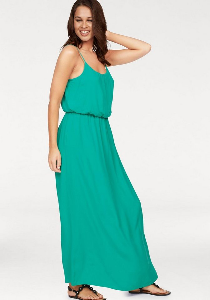 ONLY maxi-jurk NOVA groen