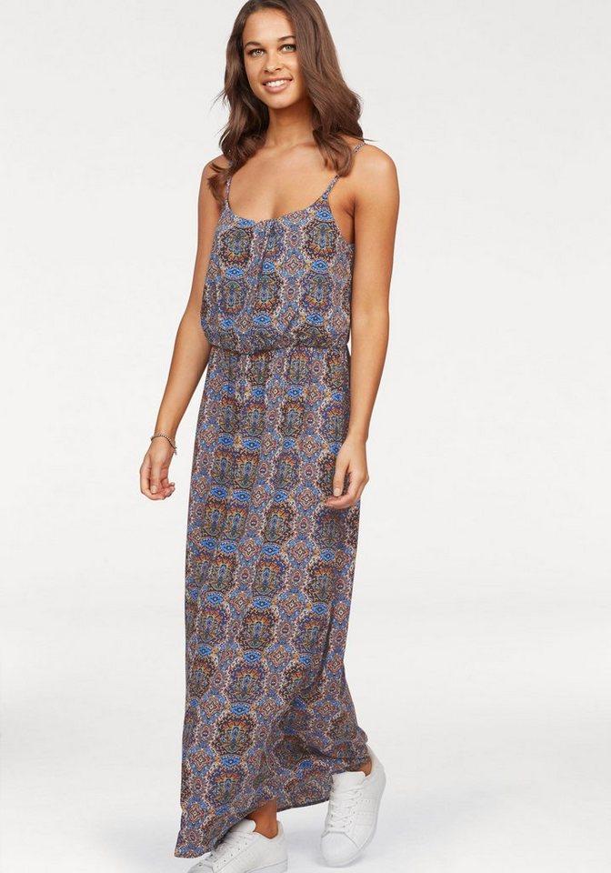 NU 21% KORTING: ONLY maxi-jurk NOVA blauw