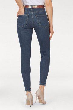 vero moda high-waist jeans vmsophia blauw