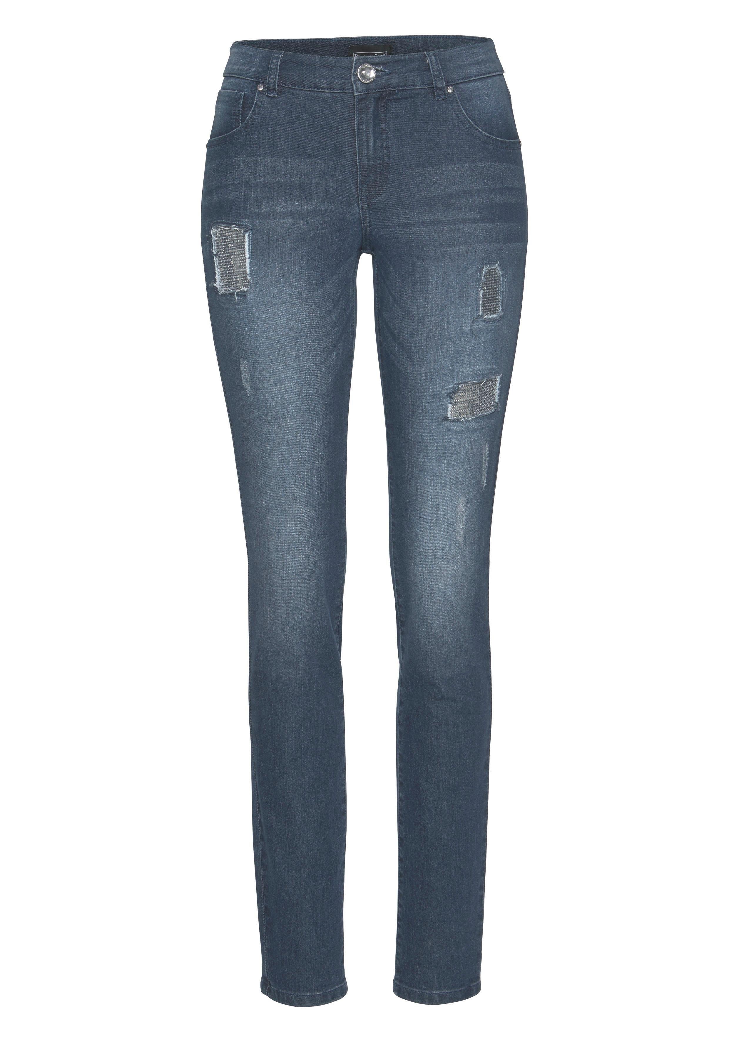 Laura Scott skinny-jeans in de webshop van OTTO kopen