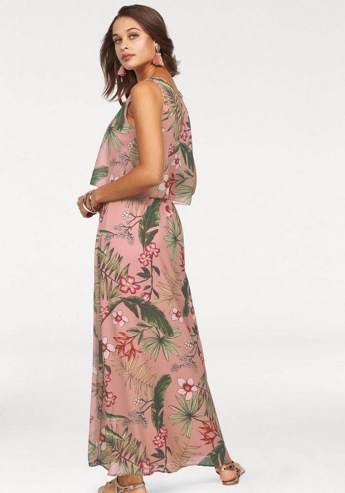 NU 21% KORTING: ONLY maxi-jurk MAYA roze