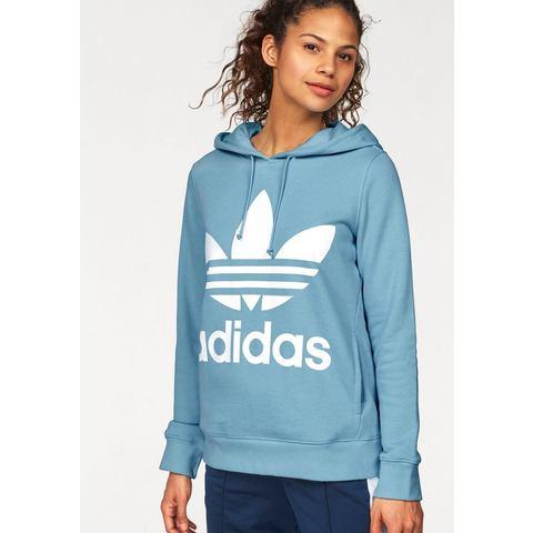 NU 15% KORTING: adidas Originals sweatshirt TREFOIL HOODIE
