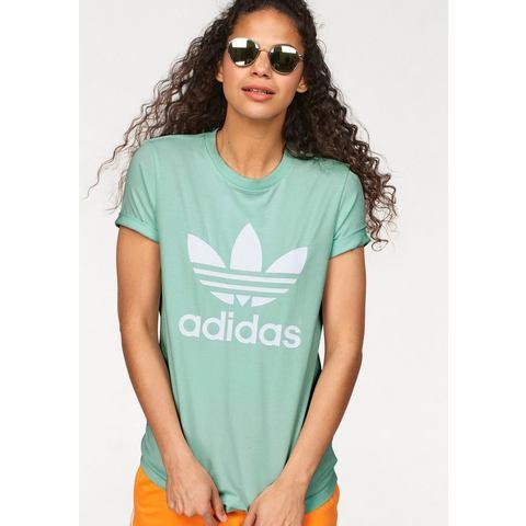 NU 20% KORTING: adidas Originals T-shirt TREFOIL TEE