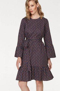 people tree gedessineerde jurk »nanett« multicolor