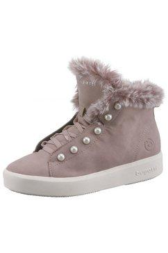 bugatti hoge veterschoenen roze