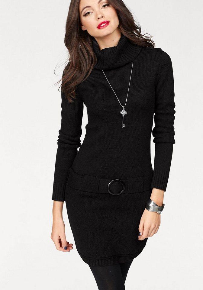 Melrose tricotjurk zwart
