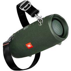 jbl xtreme 2 stereo portable luidspreker (bluetooth, handsfreefunctie, multi-room, 40 w) groen