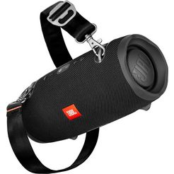 jbl xtreme 2 stereo portable luidspreker (bluetooth, handsfreefunctie, multi-room, 40 w) zwart