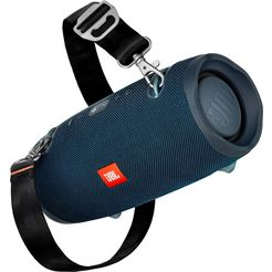 jbl xtreme 2 stereo portable luidspreker (bluetooth, handsfreefunctie, multi-room, 40 w) blauw