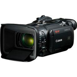 canon »legria gx-10« camcorder (4k ultra hd, wifi (wifi), 15x optische zoom) schwarz
