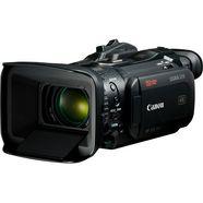 canon »legria gx-10« camcorder (4k ultra hd, wifi (wifi), 15x optische zoom) zwart