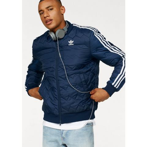 NU 20% KORTING: adidas Originals gewatteerd jack SUPER STAR QUILTED