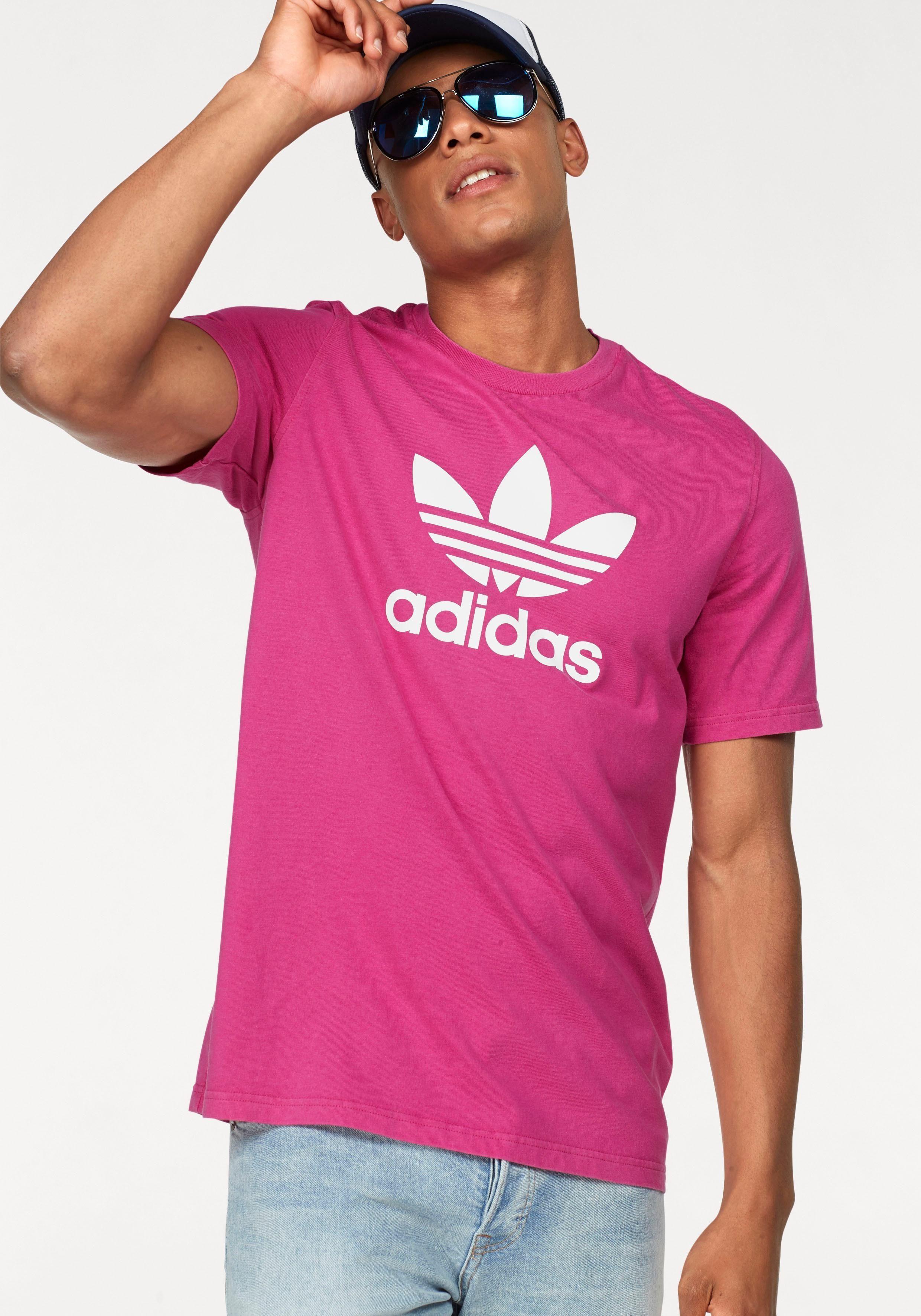 Originals Adidas Afbeeldingsbron Shirt »trefoil T Shirt« 5FwxPwqZ