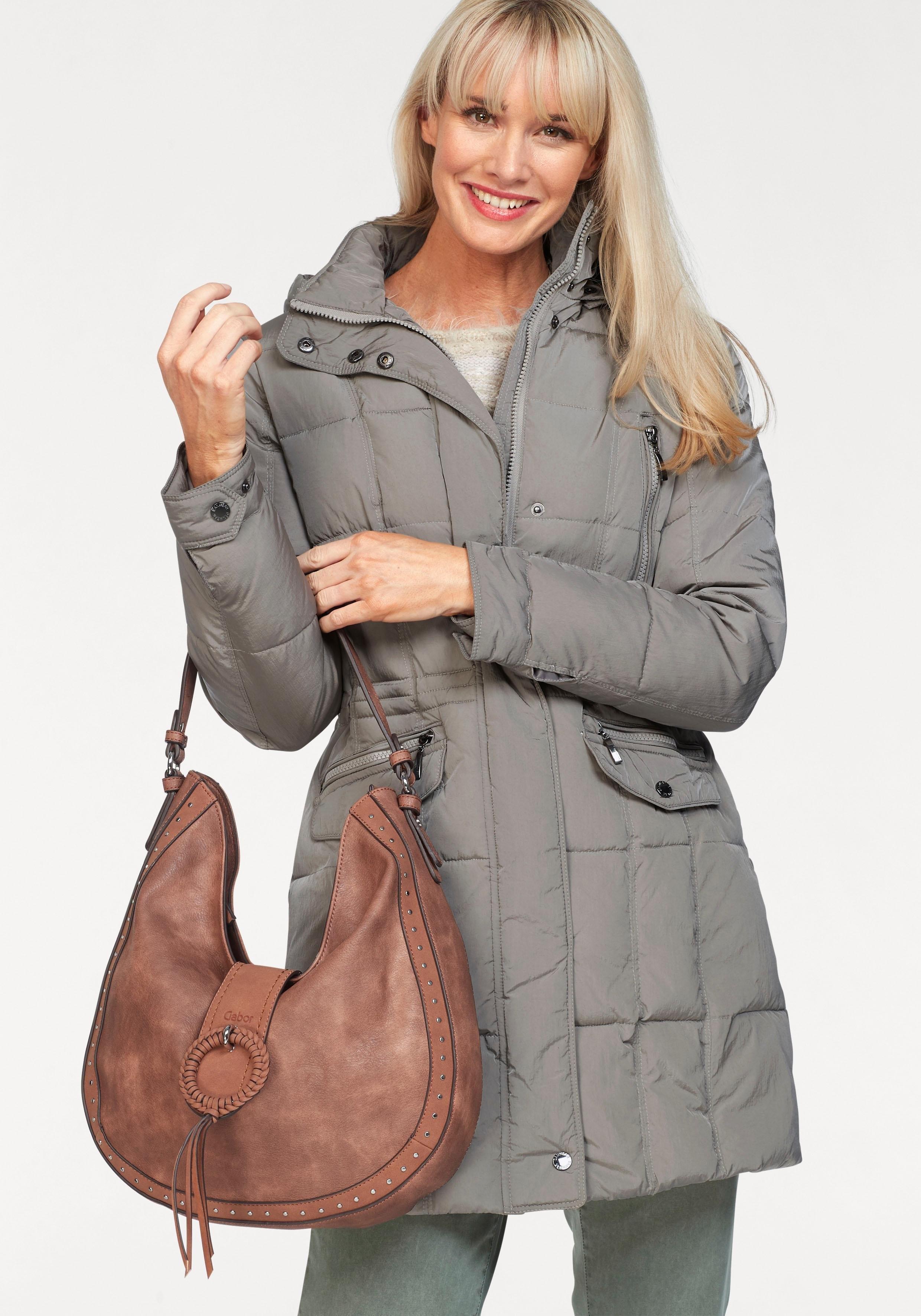 Danwear gewatteerde jas - verschillende betaalmethodes