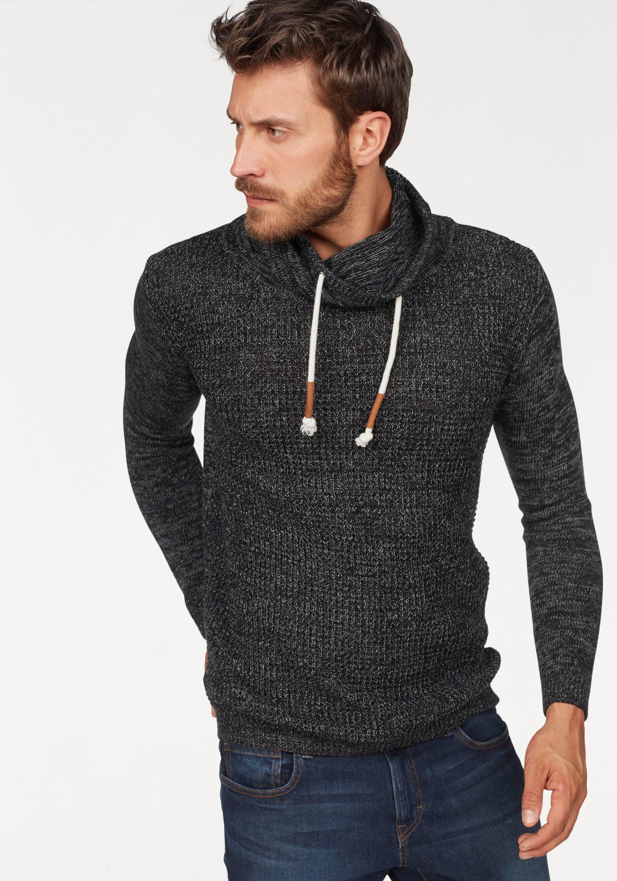 Bruno Banani trui met sjaalkraag goedkoop op otto.nl kopen