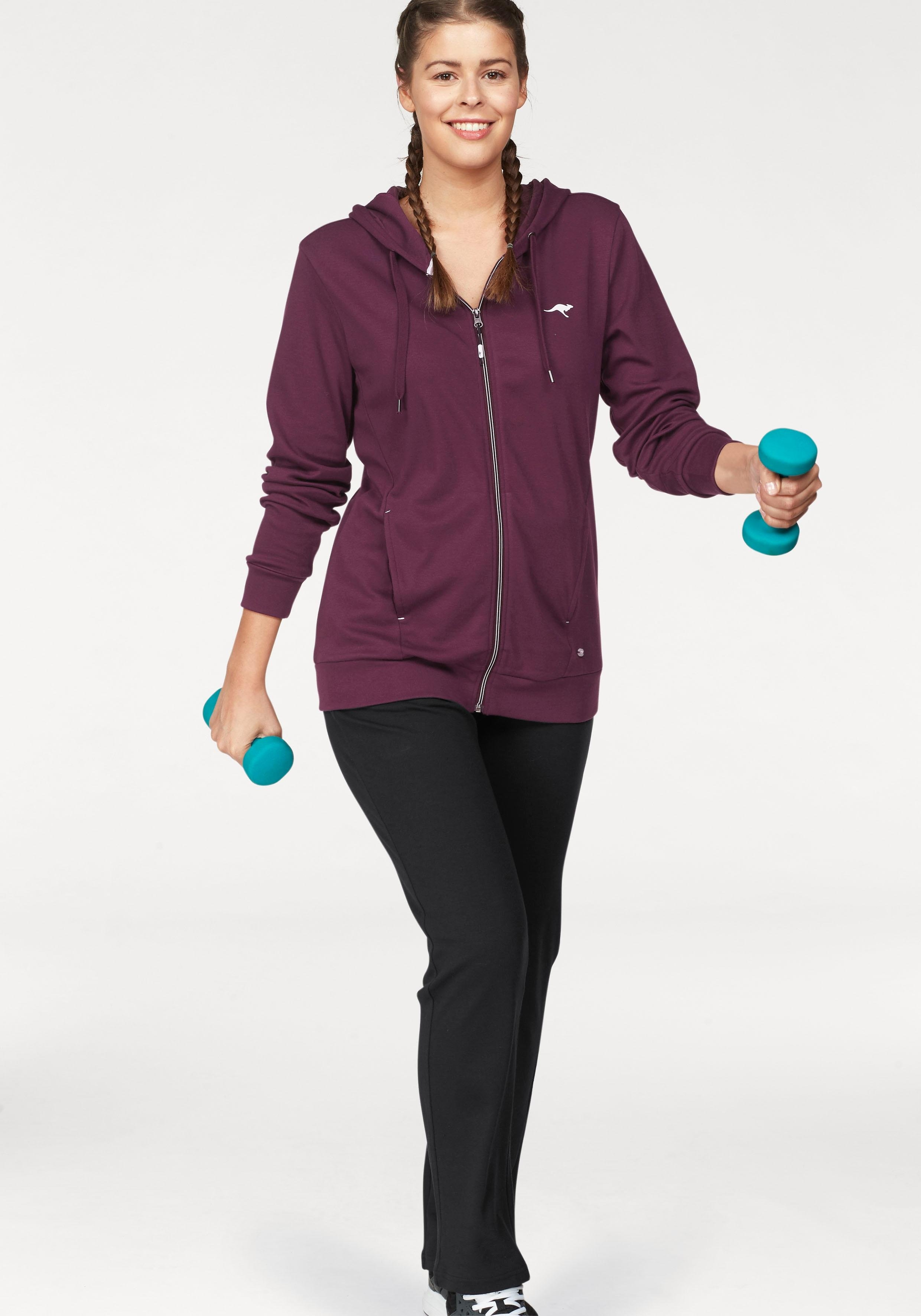 Op zoek naar een KangaROOS joggingpak (2-delige set)? Koop online bij OTTO