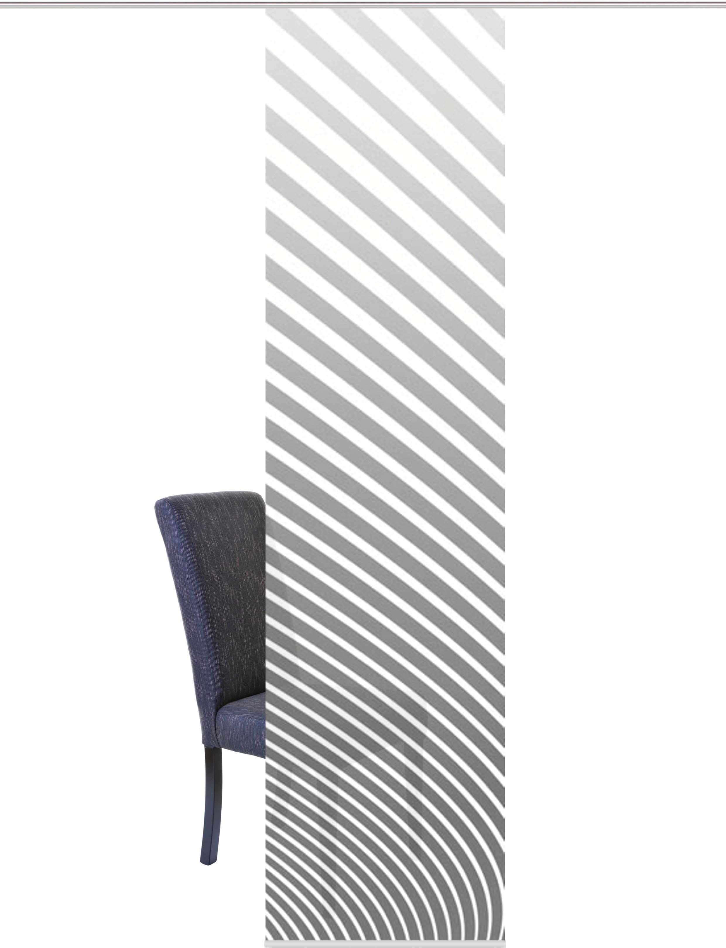 Op zoek naar een HOME WOHNIDEEN paneelgordijn STRIPE-M HxB: 245x60, schuifgordijn decoratiestof digitale print (1 stuk)? Koop online bij OTTO