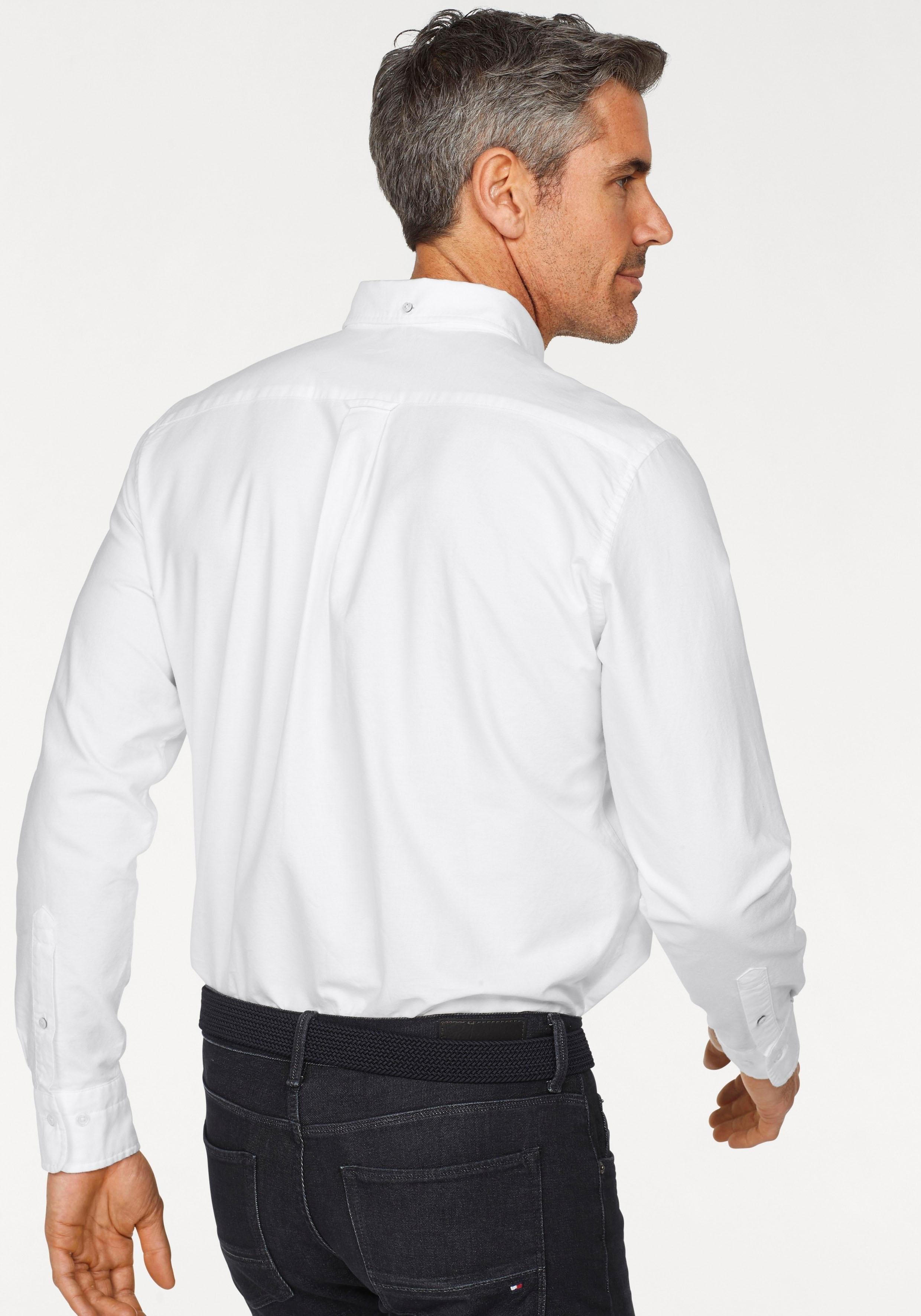 Online Nu Mouwenoxford Met Gant Lange Overhemd Kopen WEI9HD2