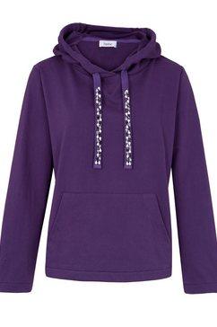 sweatshirt paars