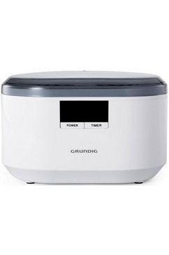 grundig ultrasoon-reiniger uc 6620 50 watt wit