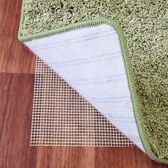 living line antislip tapijtonderlegger vloerkleed stop beige