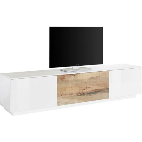 Tecnos tv-meubel Cross, breedte 200 cm, met 3 deuren