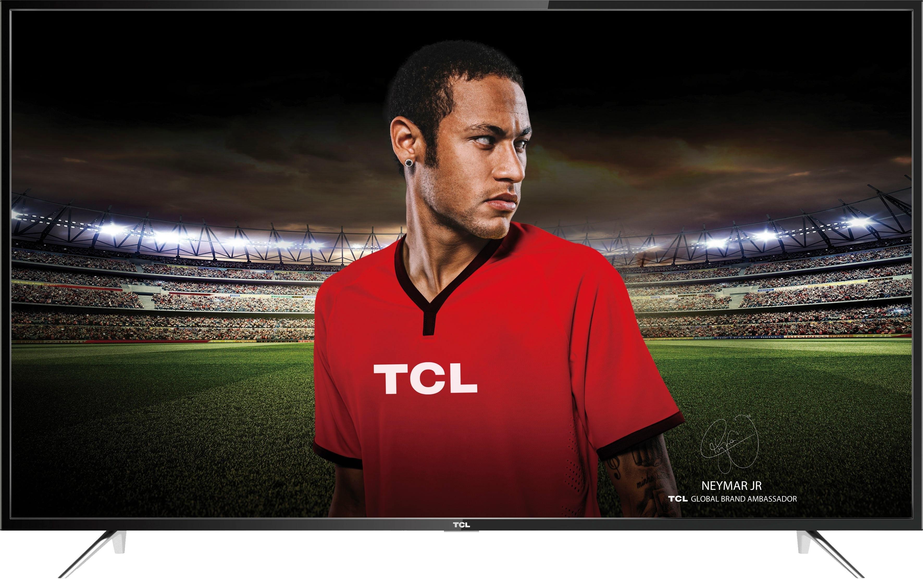 Tcl U55P6066 led-tv (139 cm / 55 inch), 4K Ultra HD, smart-tv veilig op otto.nl kopen
