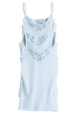 hemd, set van 3, con-ta wit