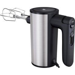 wmf handmixer wmf kult x handmixer edition, 400 watt zilver