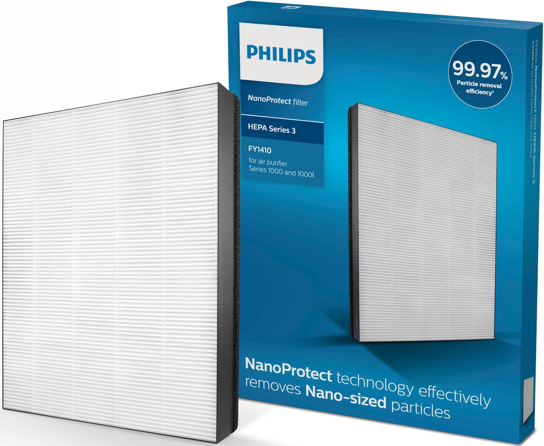 Philips nanoprotect-filter FY1410/30 NanoProtect HEPA-filter voordelig en veilig online kopen