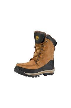 timberland winterlaarzen »chillberg hp waterproof boot« bruin