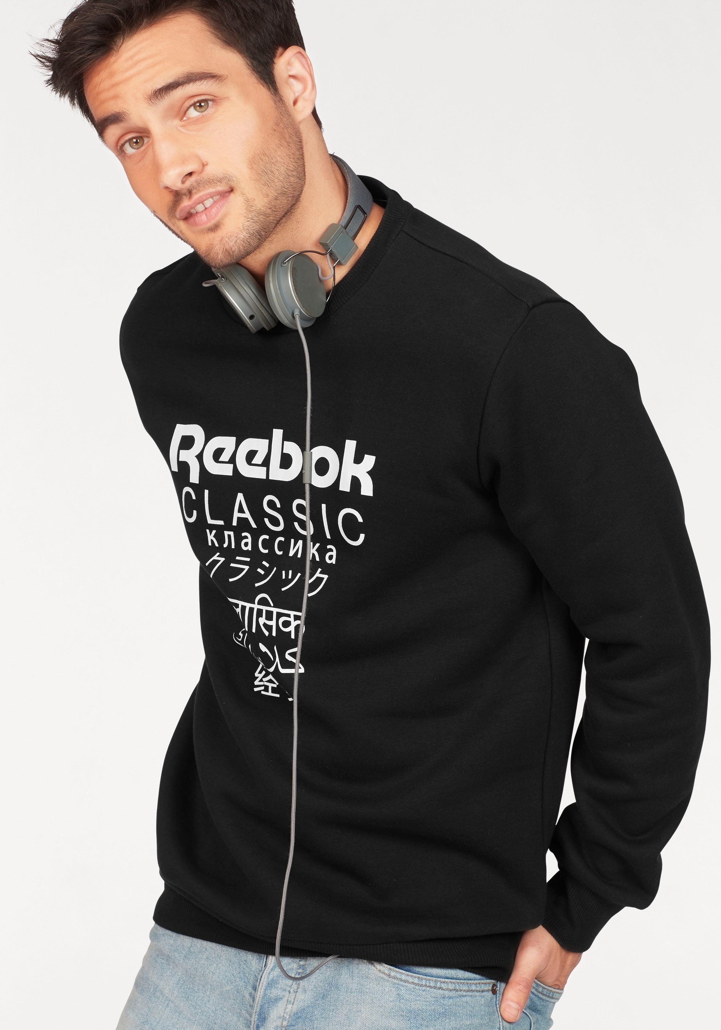 a1380a51 Reebok Classic sweatshirt »GP UNISEX FLEECE CREW« online bestellen ...