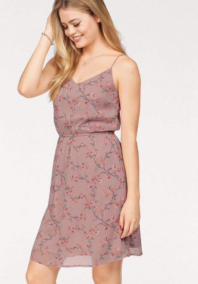 Vero Moda zomerjurk WONDA roze