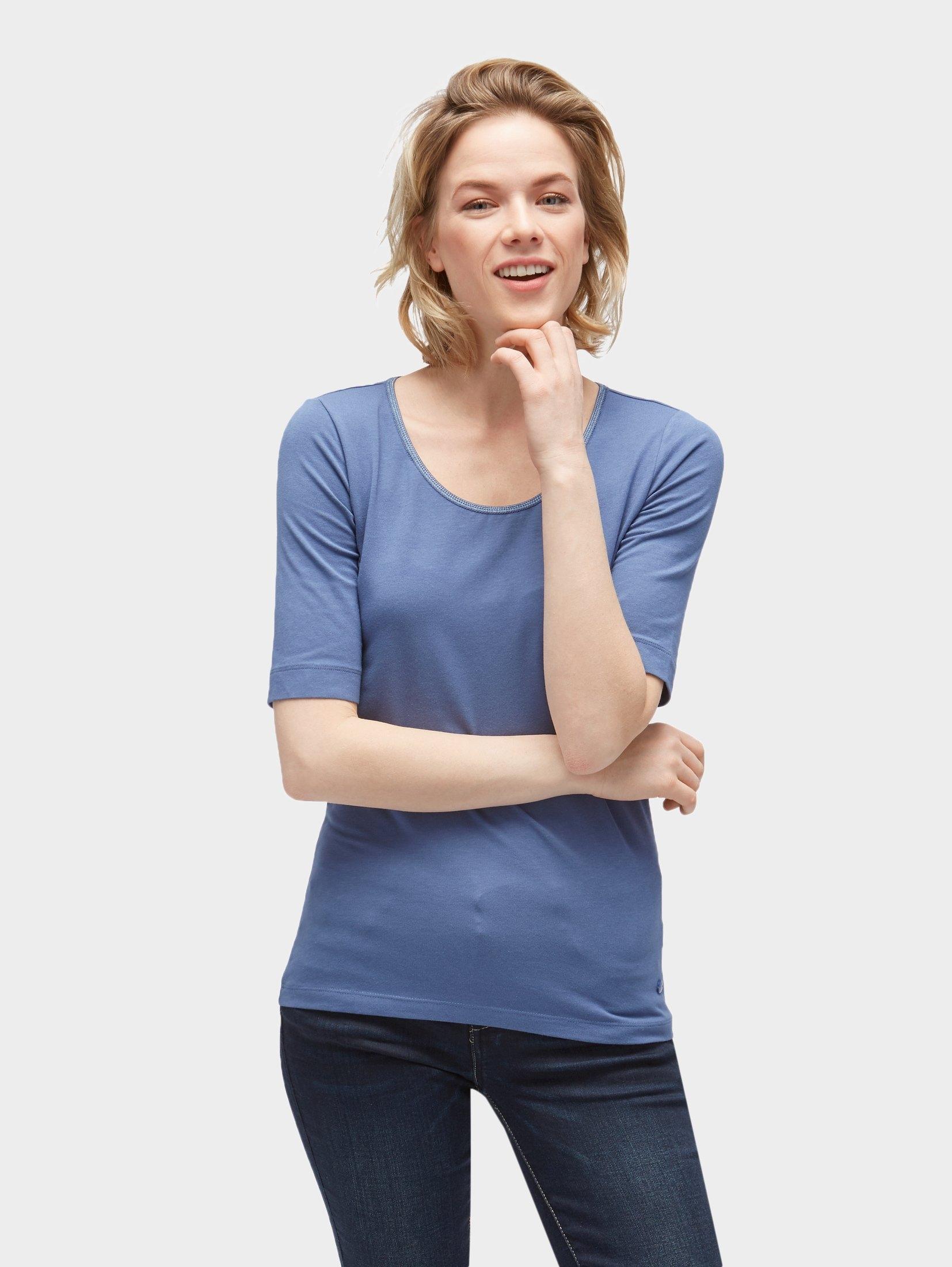 Gevonden Snel Tailor shirtbasic T T shirt Tom J1FlcTK