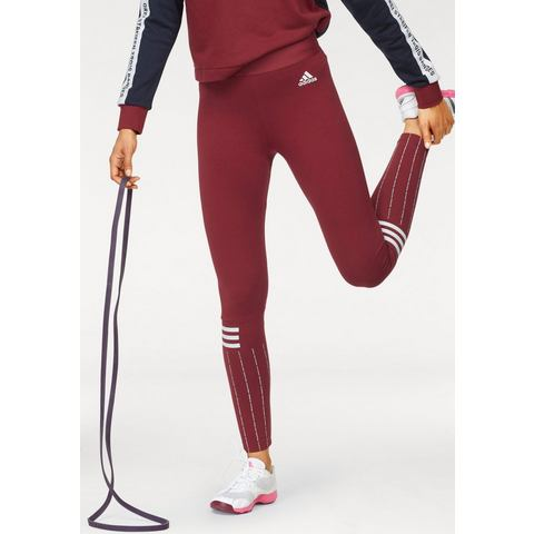 adidas Performance legging SOLID PRINT TIGHT