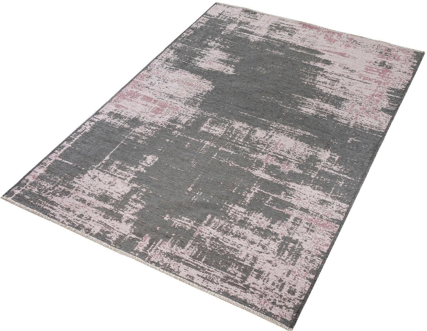 Trend Loper, »Machka Vintage«,Teppiche, rechthoekig, hoogte 7 mm, machinaal getuft bij OTTO online kopen