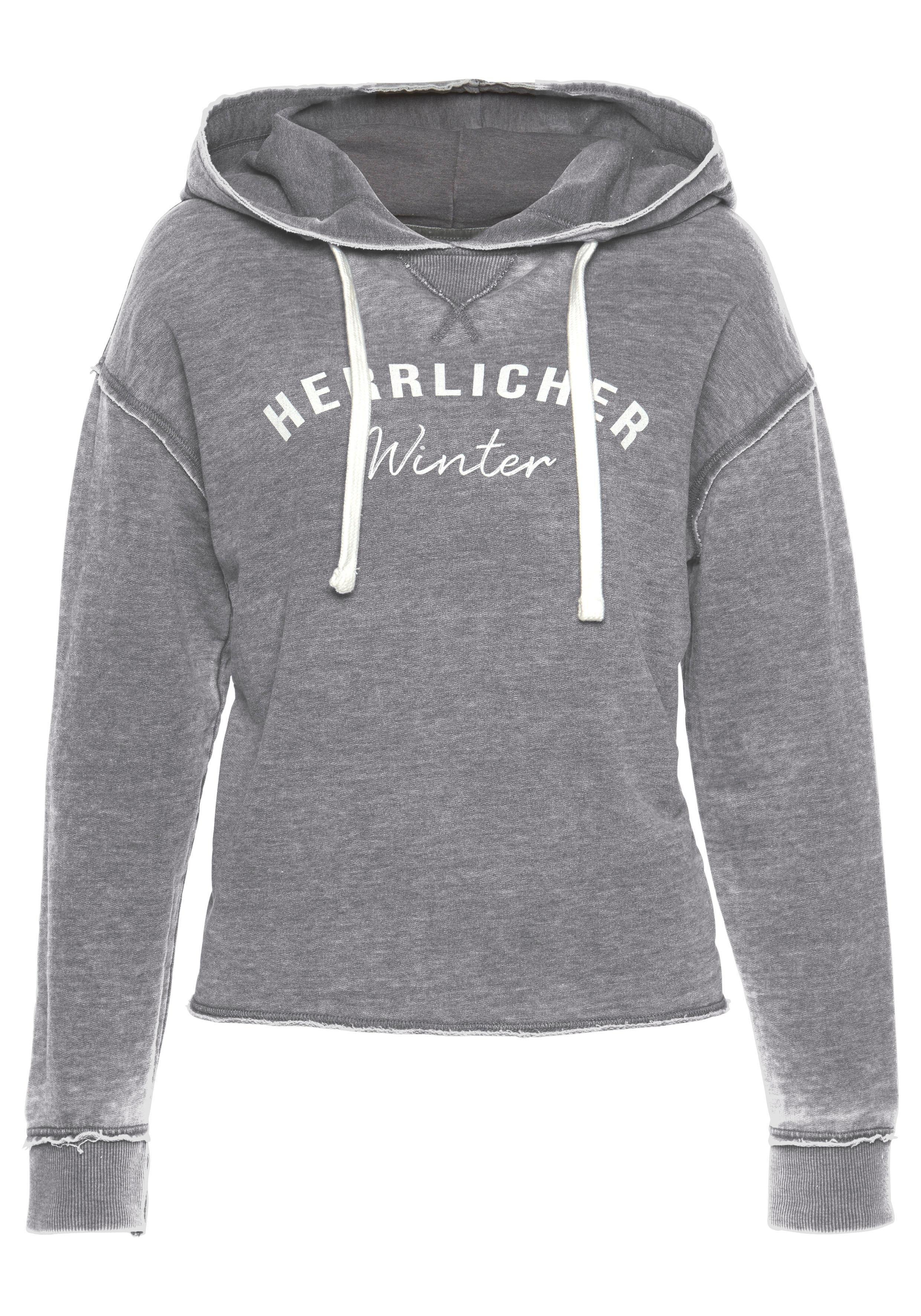 Capuchonwinona Online Sweatshirt Met Shoppen Herrlicher sBtQxdhrC