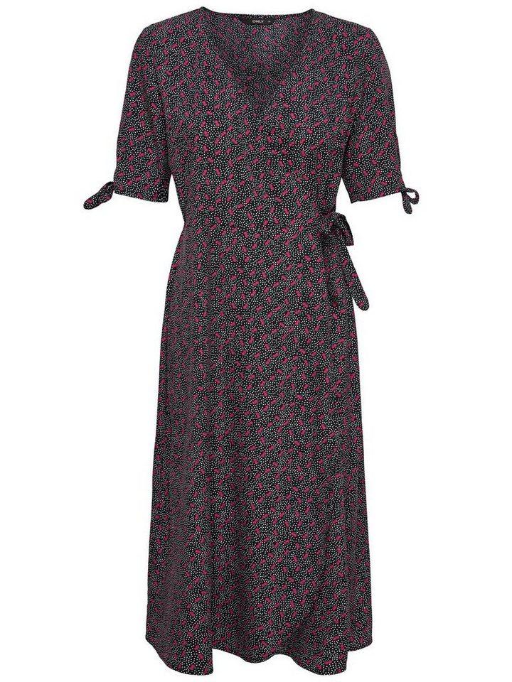 ONLY Lange jurk zwart