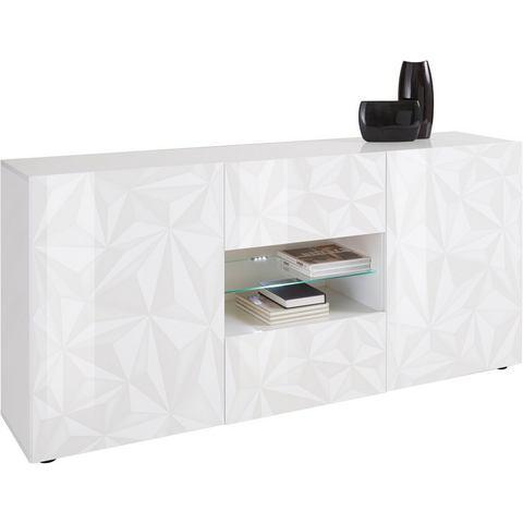 LC dressoir Prisma, breedte 241 cm, 4-deurs