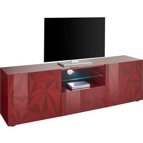 LC tv-meubel Prisma, breedte 181 cm, 2-deurs