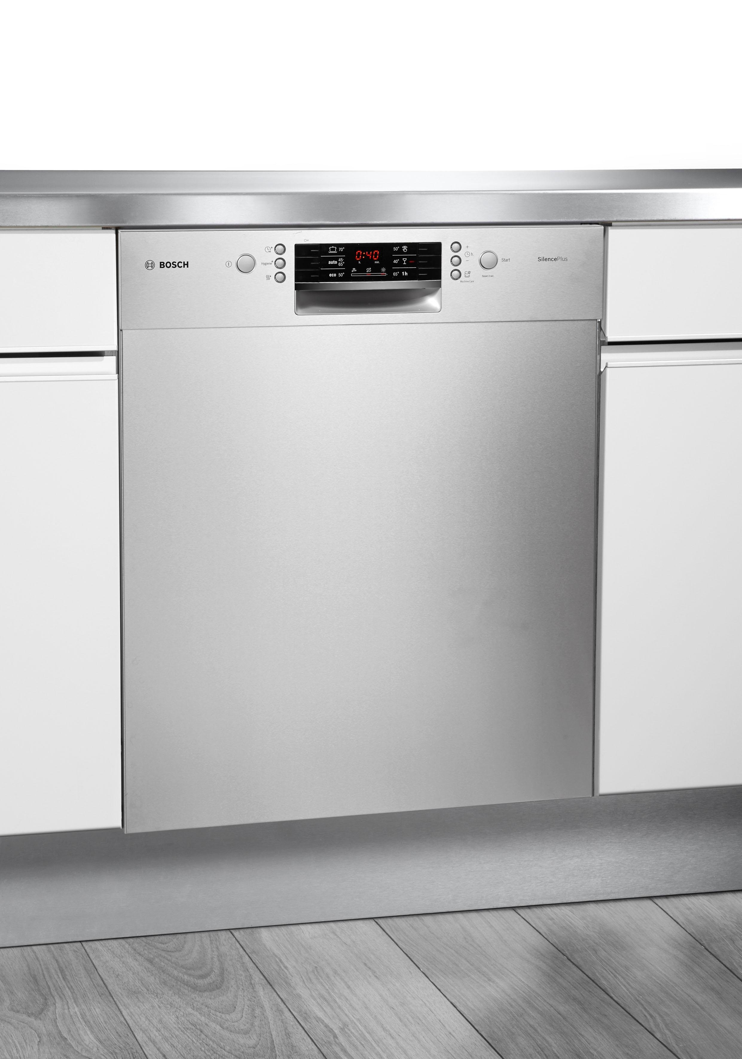 Bosch onderbouwvaatwasser Serie 4 SMU46CS01E, A+++, 9,5 liter, 13 standaardcouverts nu online bestellen