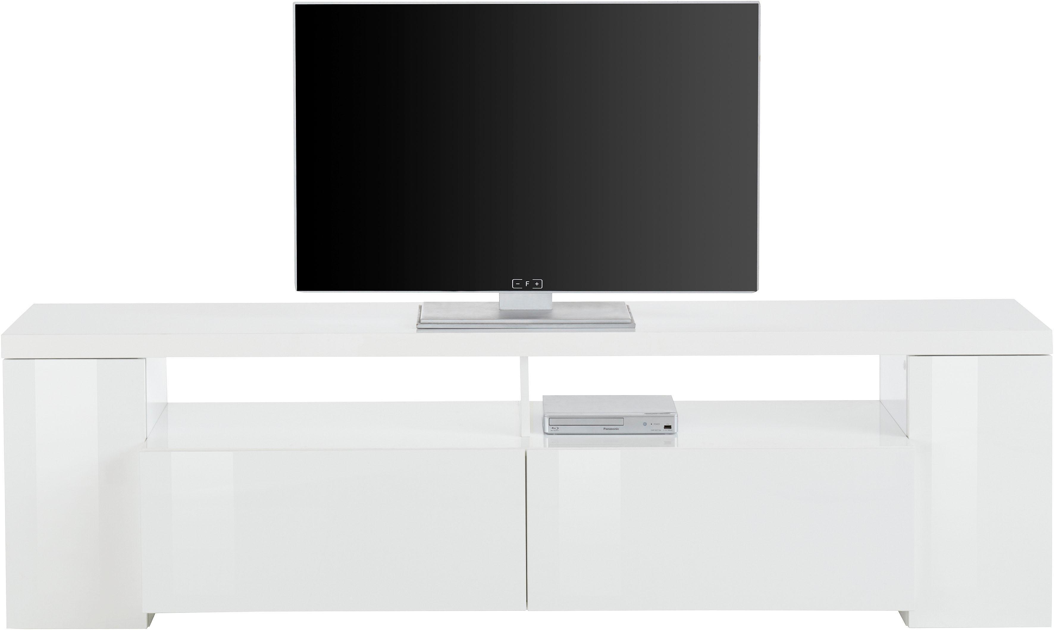 HMW tv-meubel, breedte 190 cm, 2-deurs bij OTTO online kopen