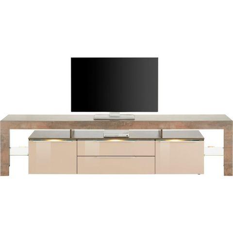 Tv-meubel Lima, breedte 220 cm