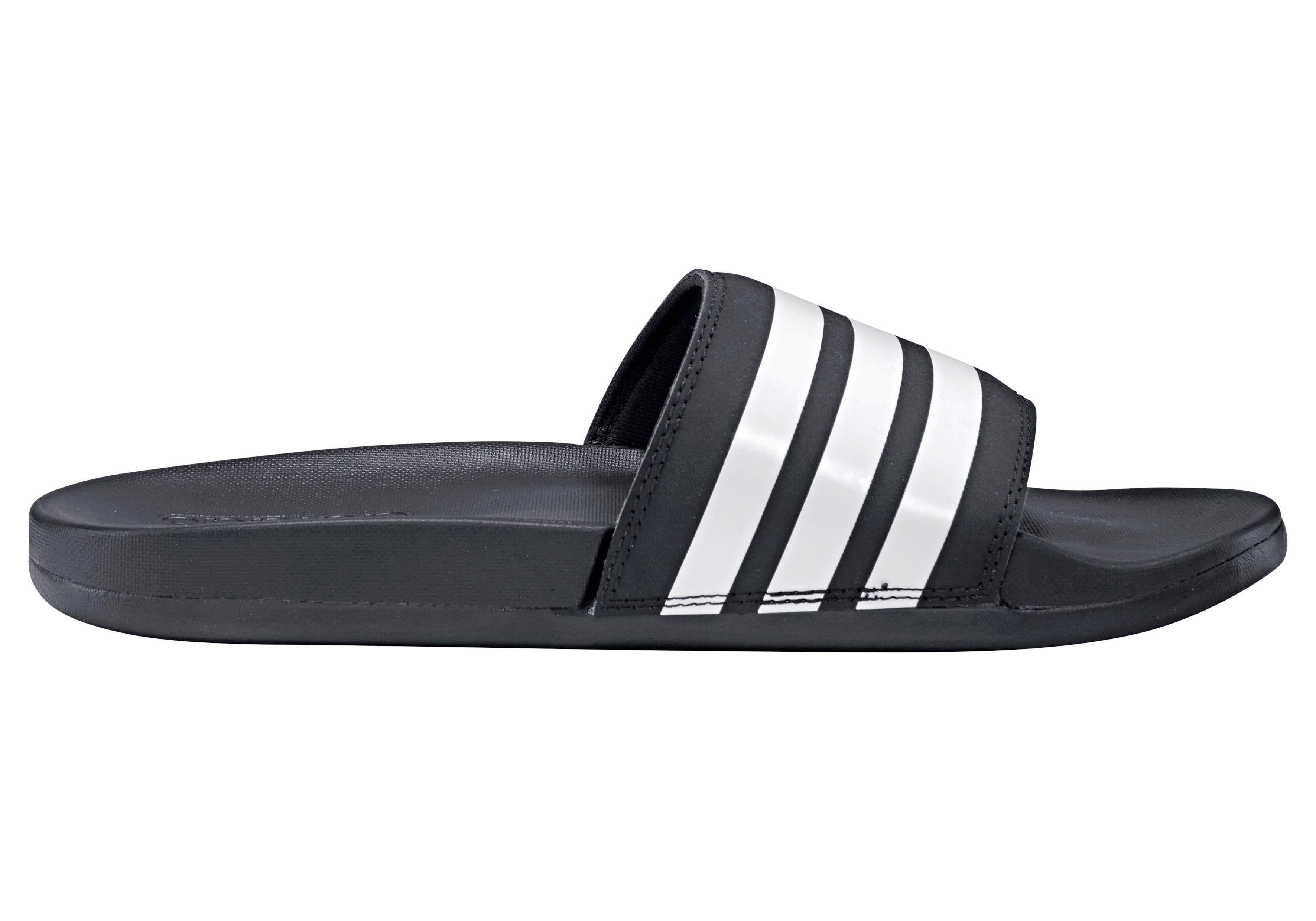 Performance Makkelijk Comfort Gevonden Adidas Badslippersadilette vY6gbf7y