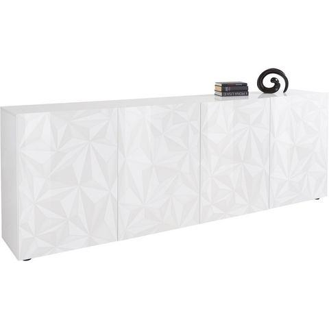 LC dressoir Prisma, breedte 181 cm, 2-deurs