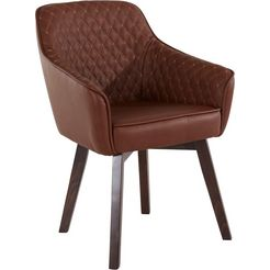 home affaire fauteuil mark bruin