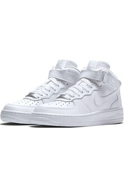 nike sportswear sneakers »air force mid (gs)« wit