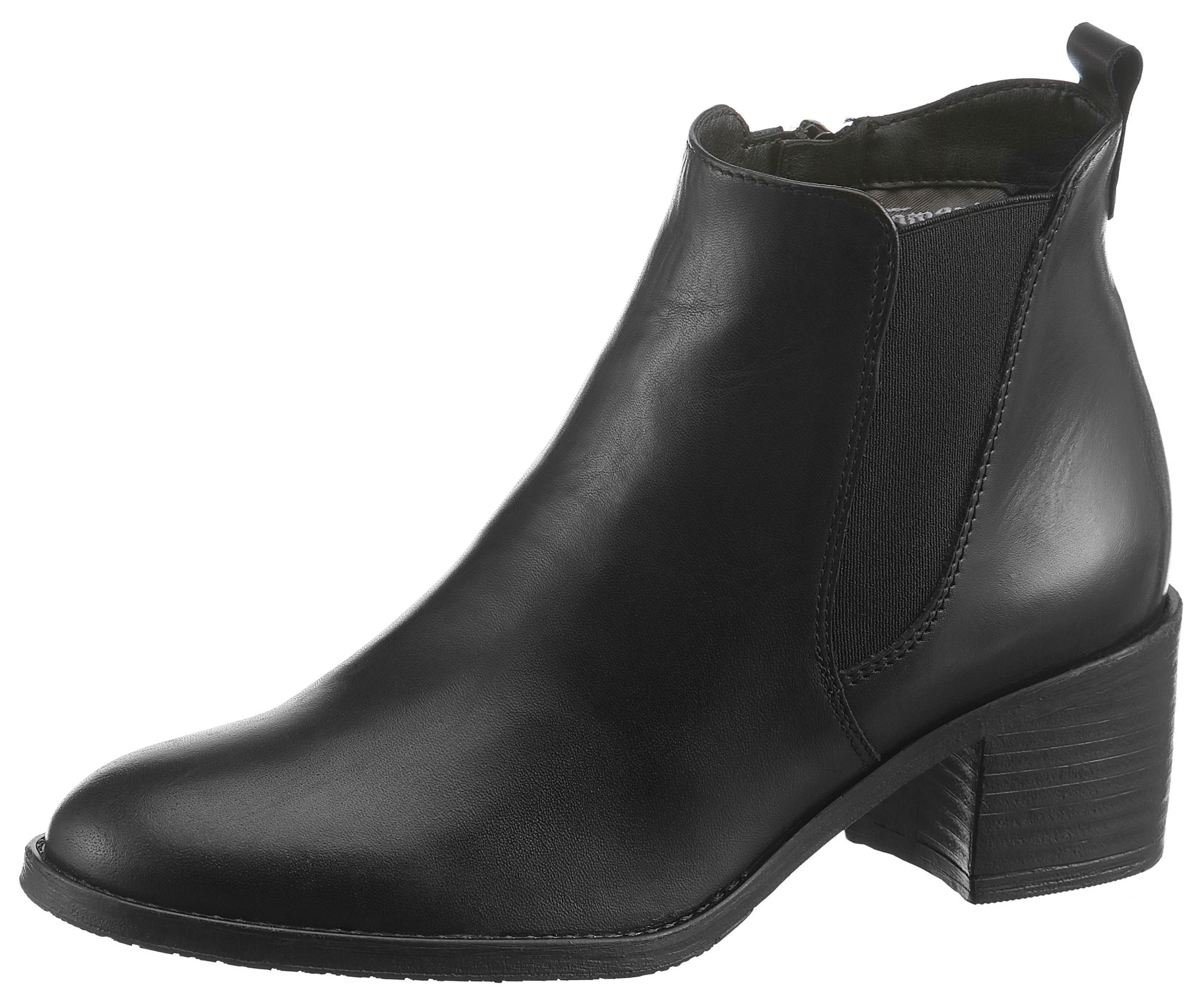 Tamaris chelsea-boots »Pauletta« in de webshop van OTTO kopen
